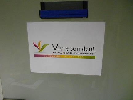 Photo logo vivre son deuil