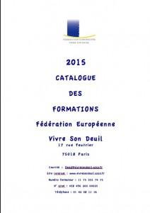couverture catalogue 2015