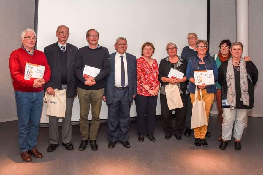 L'association Vivre son deuil Picardie remporte le 3e prix du concours de la CARSAT