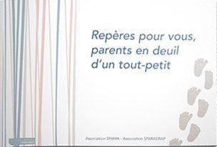 Livret deuil et parents - SPAMA