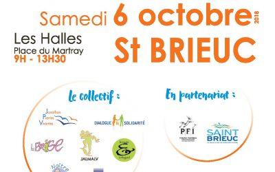 Le deuil: parlons-en à St Brieuc 6 octobre 2018