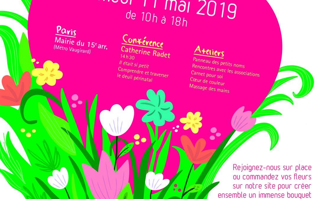 Journée d'accompagnement du deuil périnatal – samedi 11 mai 2019